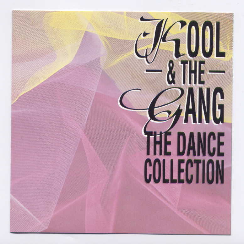Kool and The Gang Front