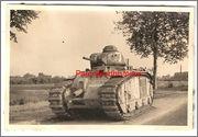 Камуфляж французских танков B1  и B1 bis 2yzl82w