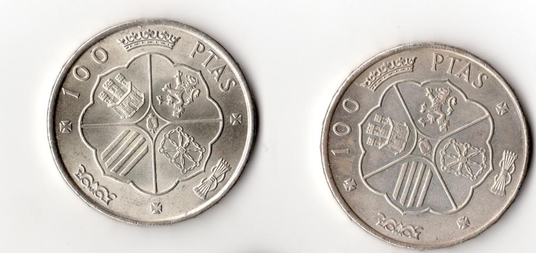 2 monedas 1966 *69 100_pesetas_rever_2