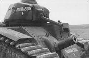 Камуфляж французских танков B1  и B1 bis Char_B_1_bis_150_4_Bourrasque