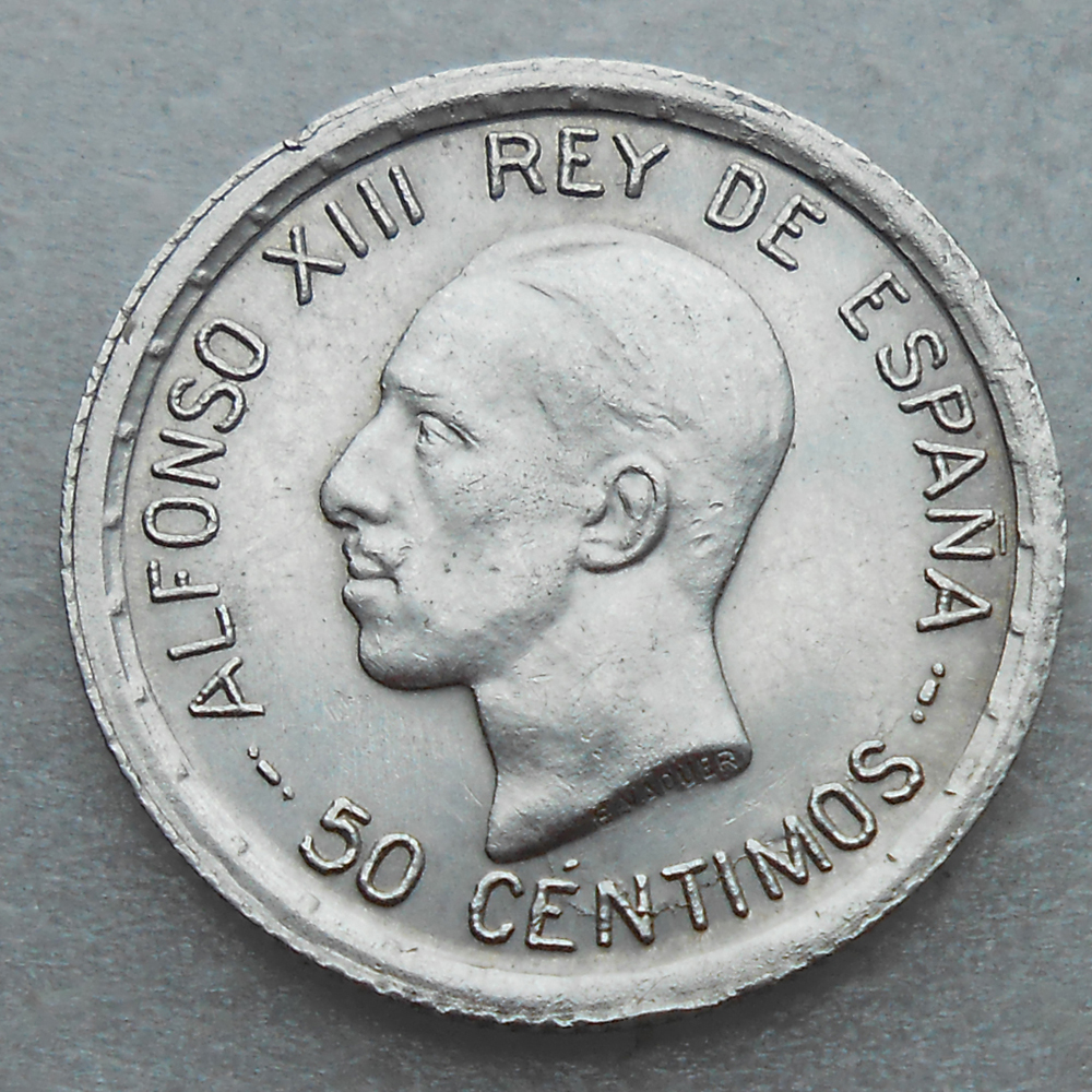 50 centimos Alfonso XIII - 1926 50_cent_1926_anv