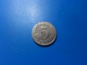 Alemania Notgeld 5 Pfennig Frankenthal1918 IMG_1184