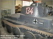 Немецкий легкий танк Panzerkampfwagen 38 (t)  Ausf G,  Deutsches Panzermuseum, Munster Pzkpfw_38_t_Munster_012