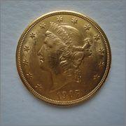 20 Dolares 1907 Philadephia USA Image
