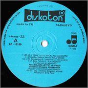 Biljana Jevtic  - Diskografija  1984_z_a