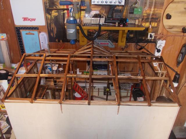 """Diorama: taller mecánico """"de toda la vida"""" escala 1/10 - Página 2 154"""