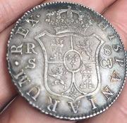 8 reales 1816. Fernando VII. Sevilla. IMG_3863