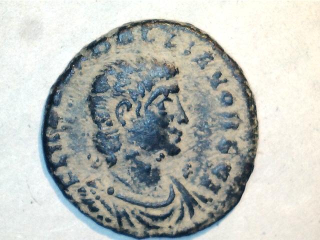 AE3 de Hanibaliano. SE-CVRITAS PVBLICA. Ceca Constantinopla. 1_77gr