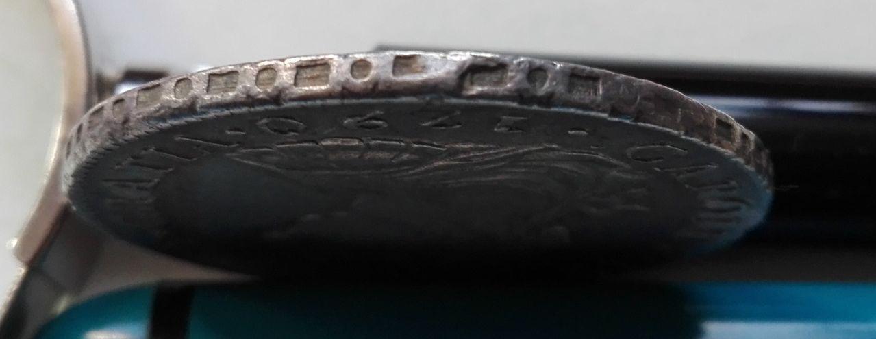 8 reales 1790 Carlos IV, Lima 8_reales_1790_lima_8