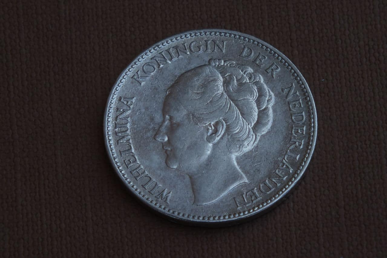 1 Gulden. Holanda. 1939. Utrecht DSCF1427