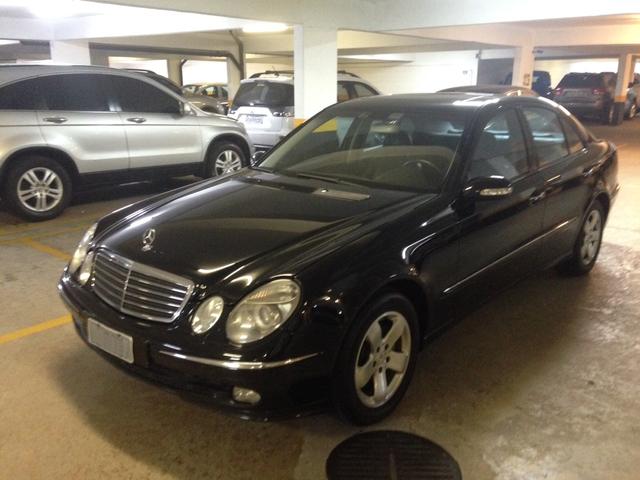 (VENDO): W211 E320 2003/2003 (não é blindada) - R$44.900,00 IMG_6246