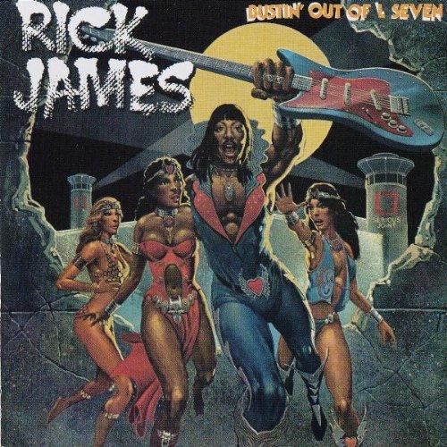 Rick James Bustin