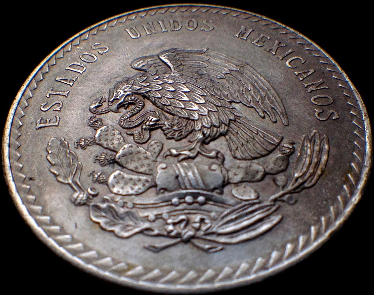 5 Pesos 1948 México Mo IMG_2773