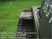 Советский тяжелый танк КВ-1, завод № 371,  1943 год,  поселок Ропша, Ленинградская область. 1_193