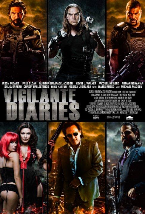 Michael Jai White - Página 2 Vigilante_Diaries_poster
