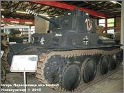 Немецкий легкий танк Panzerkampfwagen 38 (t)  Ausf G,  Deutsches Panzermuseum, Munster Pzkpfw_38_t_Munster_002