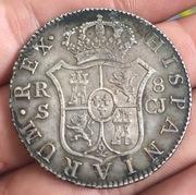 8 reales 1816. Fernando VII. Sevilla. IMG_3860