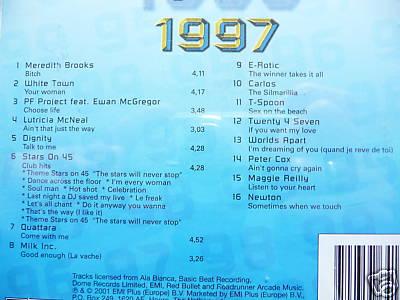 1000 Original Hits 1960-1999  - Stránka 2 1000_Original_Hits_1997_-_Back