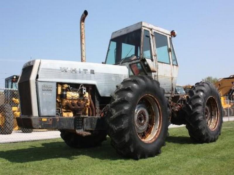 Hilo de tractores antiguos. - Página 37 WHITE_4_150