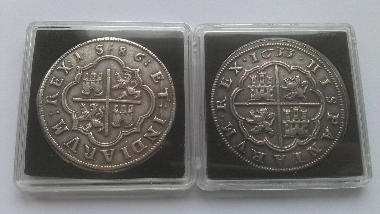 8 reales FELIPE II  Ingenio de Segovia 1586 IMAG1642