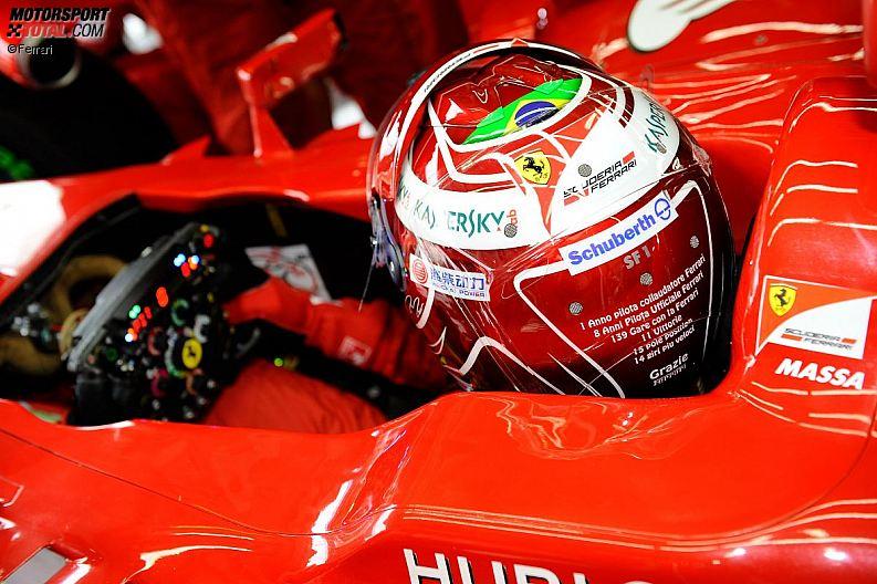 Gran Premio de Brasil 2013 Massa