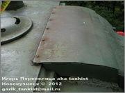 Советский тяжелый танк КВ-1, завод № 371,  1943 год,  поселок Ропша, Ленинградская область. 1_183