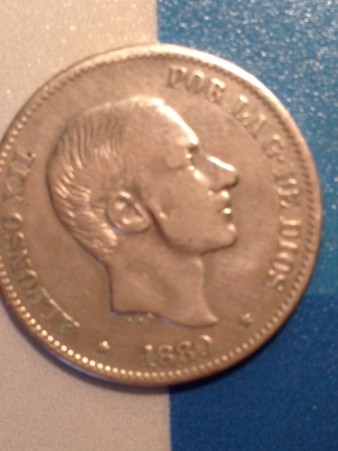 50 centavos 1880 Manila Foto_2