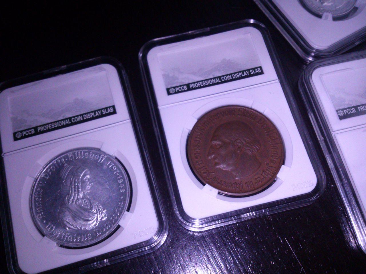 Monedas de emergencia emitidas por el banco regional de Westphalia DSC_8550