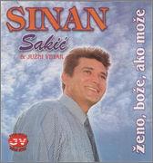 Sinan Sakic  - Diskografija  Sinan_Sakic_1994_Prednja