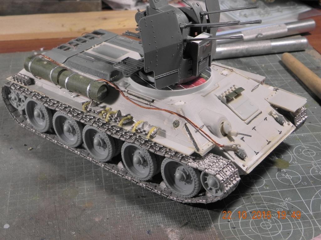 Flackpanzer 20mm T-34 DSCN7447