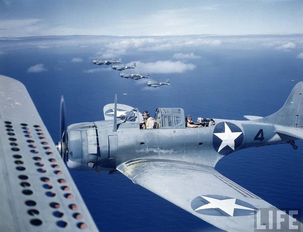 Kako u stvarnosti izgledaju avioni Dauntless6142804260_983b7d7a55_b