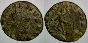 Antoniniano de Galieno. APOLLINI CONS AVG. Centauro. Ceca Roma. Galieno_Centauro