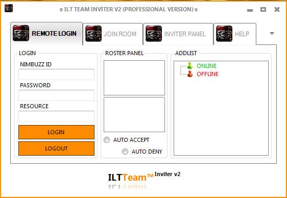 ILT Team Inviter V2 (Professional Version) Inviter1