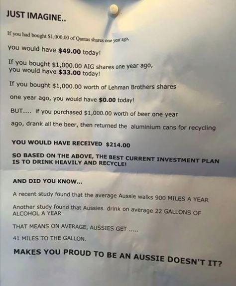 Was worried about my 2017 investment/ Aussie