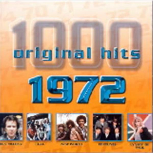 1000 Original Hits 1960-1999  1000_Original_Hits_1972_-_Front