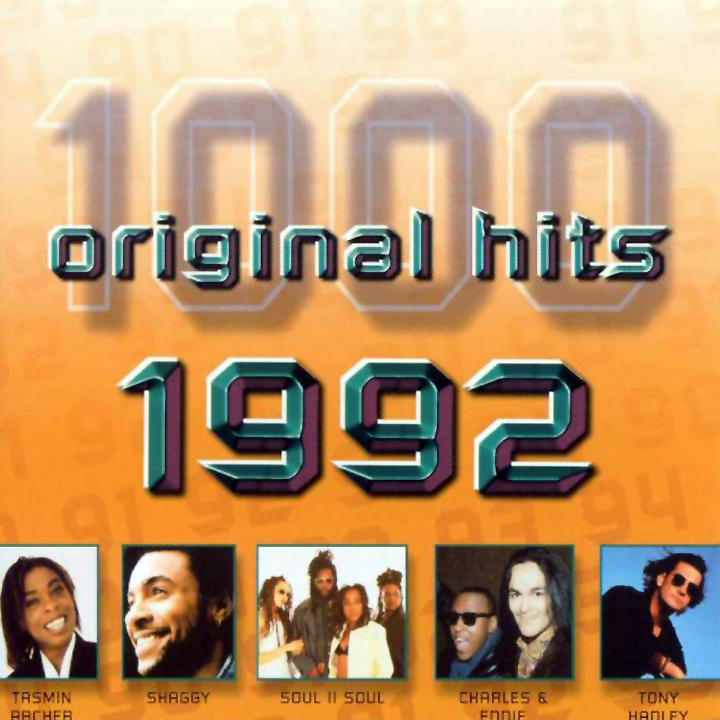 1000 Original Hits 1960-1999  - Stránka 2 1000_Original_Hits_1992_-_Front