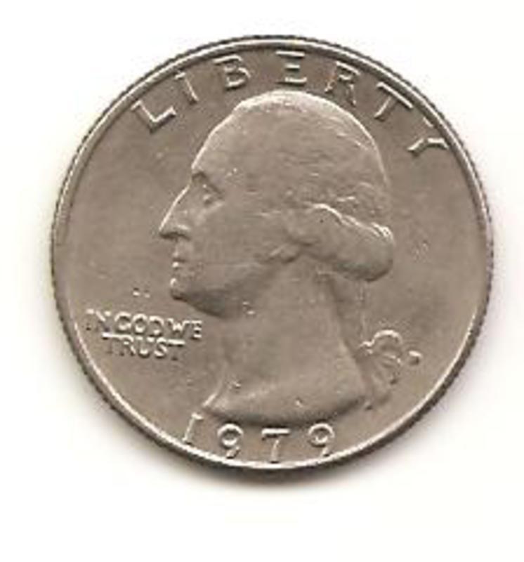 1/4 de dolar de 1979 Estado Unidos Image