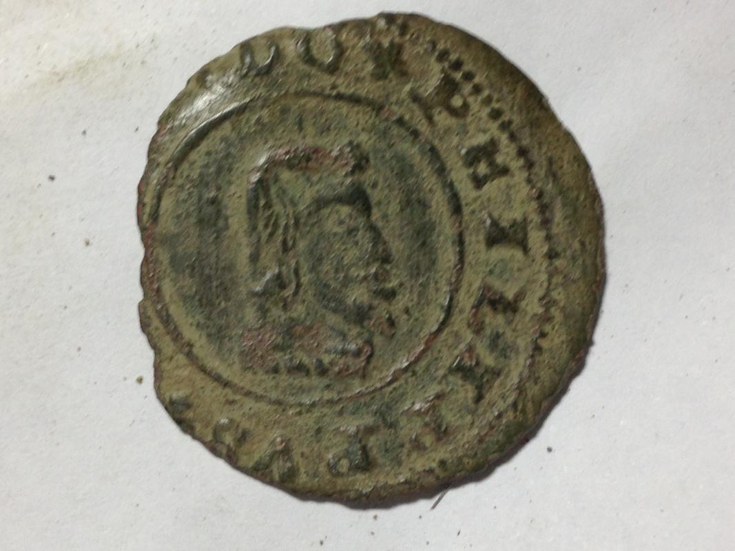 16 Maravedis de Felipe IV de 1664, Granada. IMG_1701
