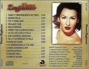 Vesna Zmijanac - Diskografija  Vesnazmijanac1999zadnja