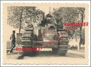 Камуфляж французских танков B1  и B1 bis 209993616
