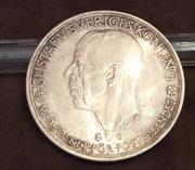 5 coronas Suècia 1935 Gustavo V IMG_4745