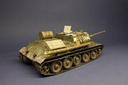 СУ-85 средних выпусков, 1/35, MiniArt,   Берлин 1945 MG_6091
