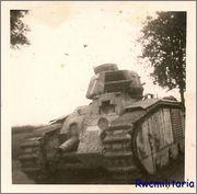 Камуфляж французских танков B1  и B1 bis 121499154