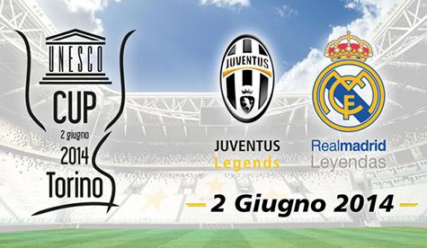 Unesco Cup 2014 - Juventus Leyendas Vs. Real Madrid Leyendas (360p) (Castellano) UNESCO
