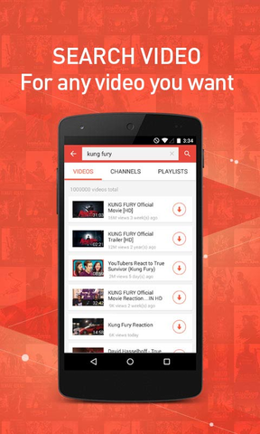 SnapTube - YouTube Downloader HD Video Beta v4.2.1.8248 .apk Search_video_88ddf696