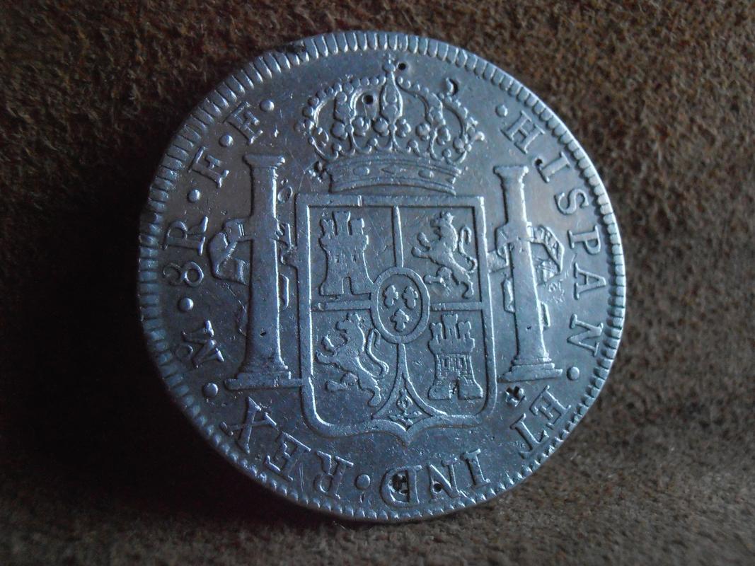 8 Reales 1783 de Méjico  P2240033