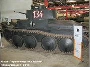 Немецкий легкий танк Panzerkampfwagen 38 (t)  Ausf G,  Deutsches Panzermuseum, Munster Pzkpfw_38_t_Munster_008