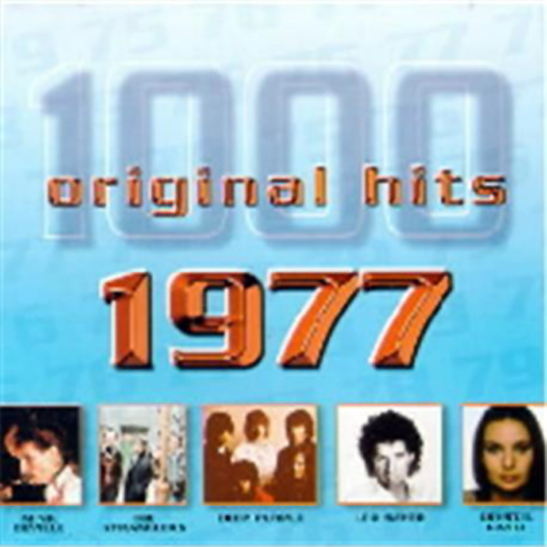 1000 Original Hits 1960-1999  1000_Original_Hits_1977_-_Front