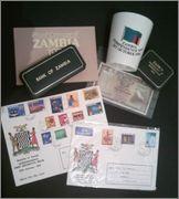 5 Libras Zambia, 1964 (dedicado a RC-menos) Zambiafever