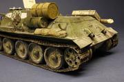 СУ-85 средних выпусков, 1/35, MiniArt,   Берлин 1945 MG_6138